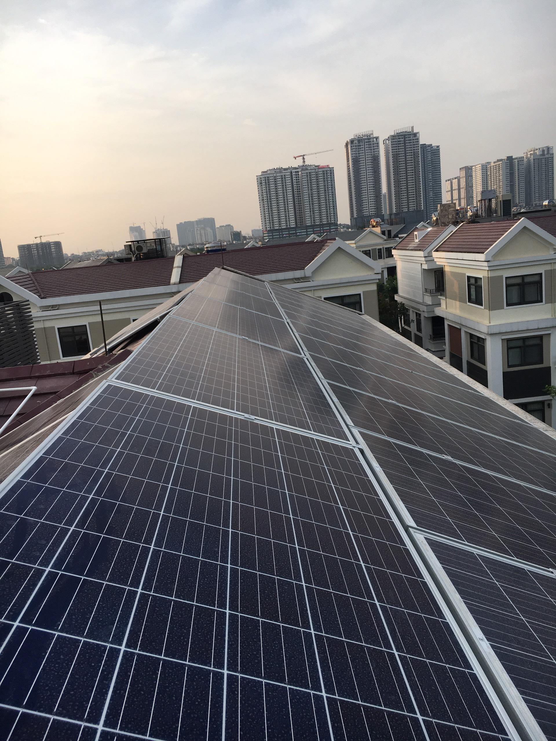 Tổng hợp Dữ liệu Điện mặt trời Áp mái tại Việt Nam tính đến 31/12/2019