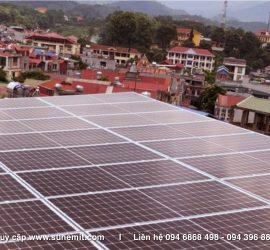 Hệ thống Điện Mặt Trời Hòa lưới 20Kwp