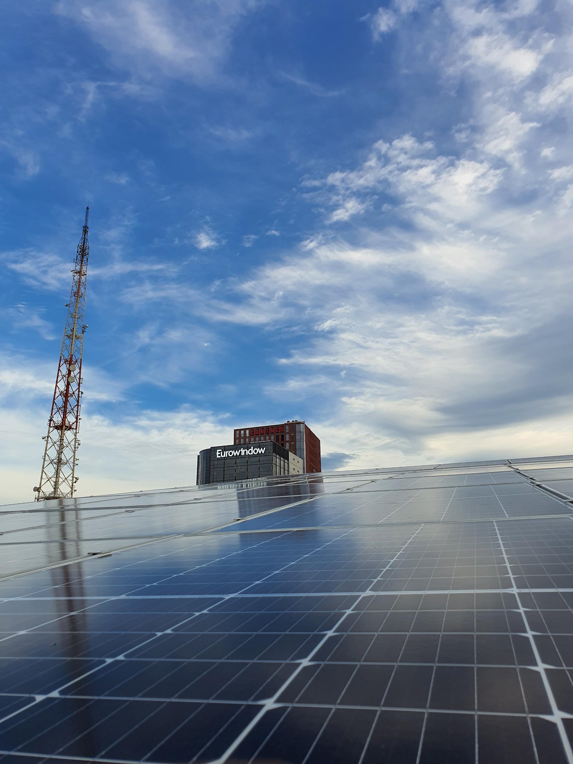 Điện mặt trời Hòa lưới 5Kwp