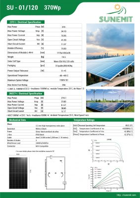 SU-01 datasheet