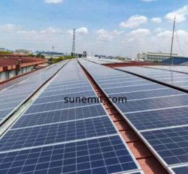 Báo giá lắp đặt hệ thống điện mặt trời tại Hà Nội năm 2021