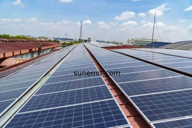 Báo giá lắp hệ thống điện năng lượng mặt trời mới nhất 2021