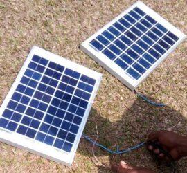 Cách làm pin năng lượng mặt trời đơn giản nhất tại nhà