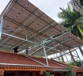 Lắp điện năng lượng mặt trời ở đâu chất lượng và uy tín?
