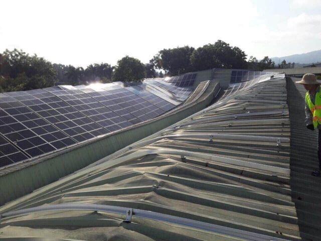 Các nguy cơ khi lắp điện năng lượng mặt trời không đạt chuẩn