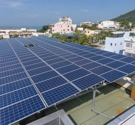 Quy chuẩn về an toàn PCCC khi lắp điện mặt trời mái nhà