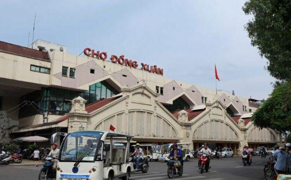 Hà Nội sẽ thí điểm lắp đặt điện mặt trời trên mái chợ Đồng Xuân