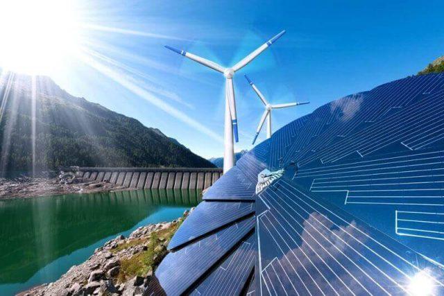 Năng lượng tái tạo là gì và có những loại NLTT nào?