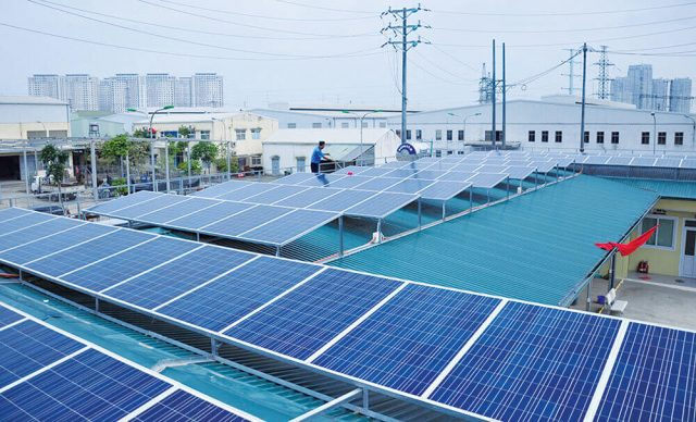 Pin mặt trời có hoạt động khi mất điện không?