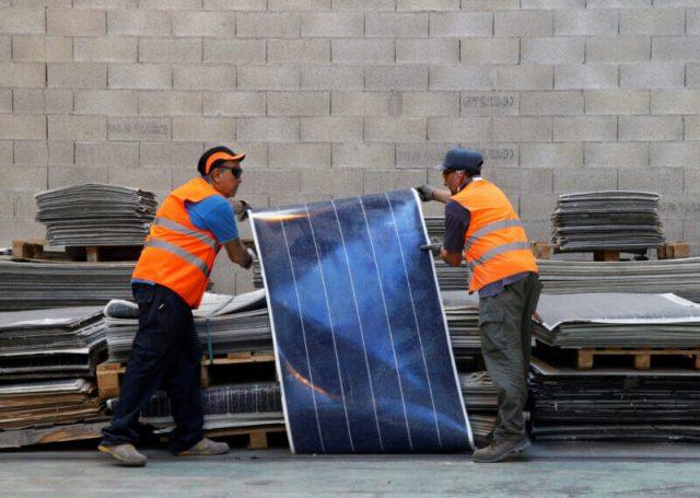 Pin năng lượng mặt trời có tái chế sử dụng được không?