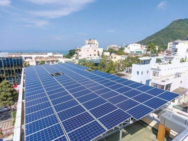 Suất đầu tư 1MW điện mặt trời