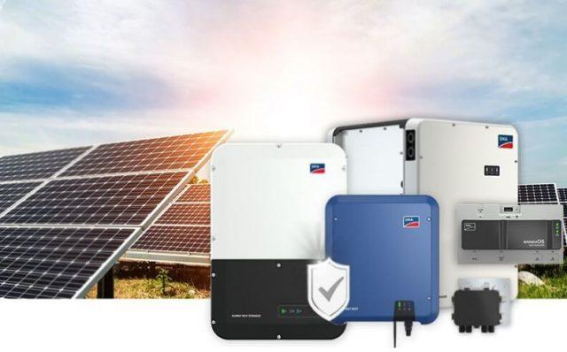 Phân loại các loại biến tần năng lượng mặt trời Solar Inverter