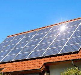 Hướng và góc nghiêng tối ưu cho hệ thống điện năng lượng mặt trời