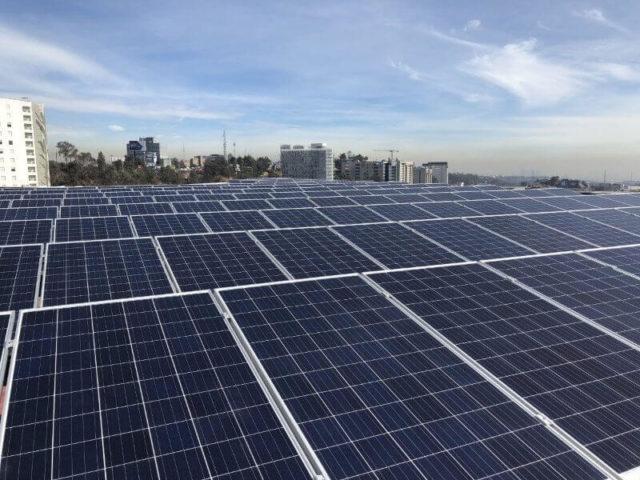 Dịch vụ lắp đặt điện năng lượng mặt trời cho doanh nghiệp