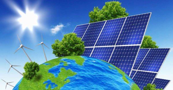 hệ thống điện mặt trời giúp bảo vệ môi trường