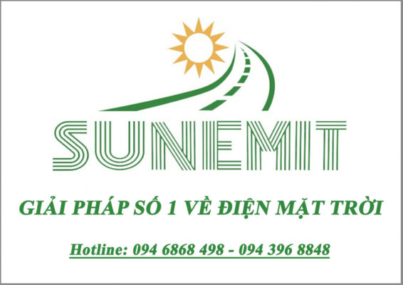 lắp đặt điện mặt trời sunemit