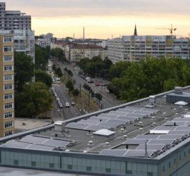 Các tòa nhà mới ở Berlin phải lắp đặt năng lượng mặt trời từ 2023