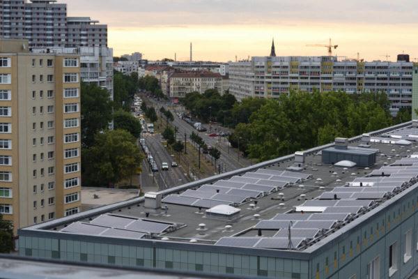 Các tòa nhà mới ở Berlin phải lắp đặt năng lượng mặt trời từ năm 2023