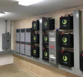 Các loại pin Lithium được sử dụng trong lưu trữ năng lượng mặt trời